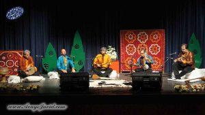 گروه موسیقی موسسه فرهنگی هنریآوای جاوید