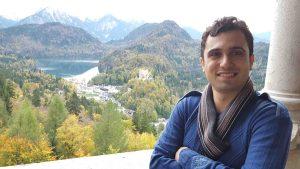 حامد شفیعی کارشناس نرم افزار، سخت افزارو شبکه درموسسه فرهنگی هنری آوای جاوید