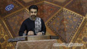محمدرضا نساج پور مدرس سنتور در آوای جاوید