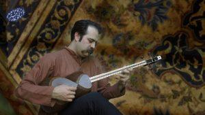پیمان زرگرباشی مدرس تار در موسسه فرهنگی هنری آوای جاوید