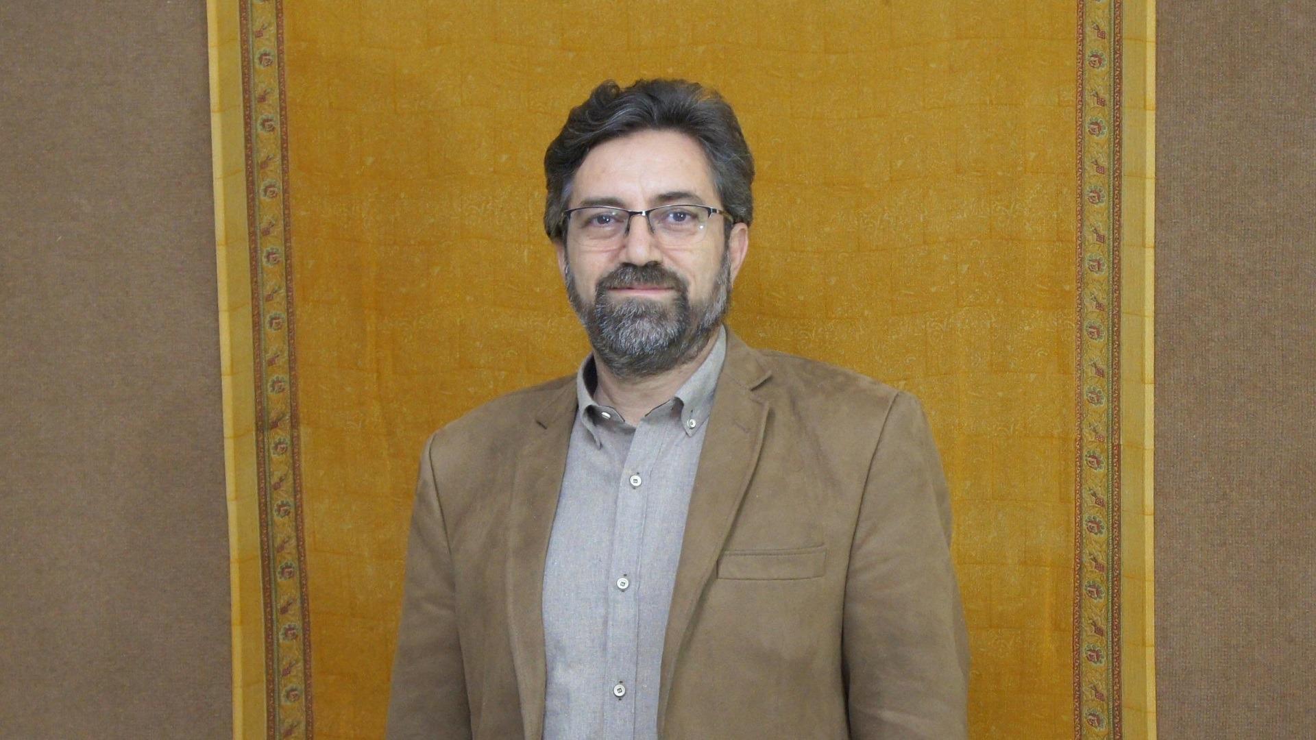 مدیر موسسه فرهنگی هنری آوای جاوید