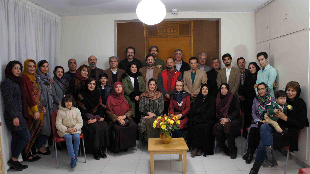 جشن افتتاحیه موسسه فرهنگی هنری آوای جاوید